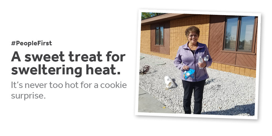 A Sweet Treat For Sweltering Heat - Read More